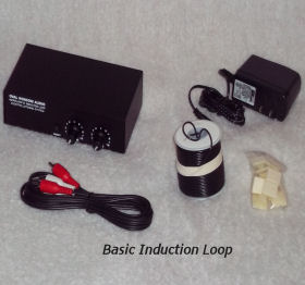 Basic Induction Loop Equip